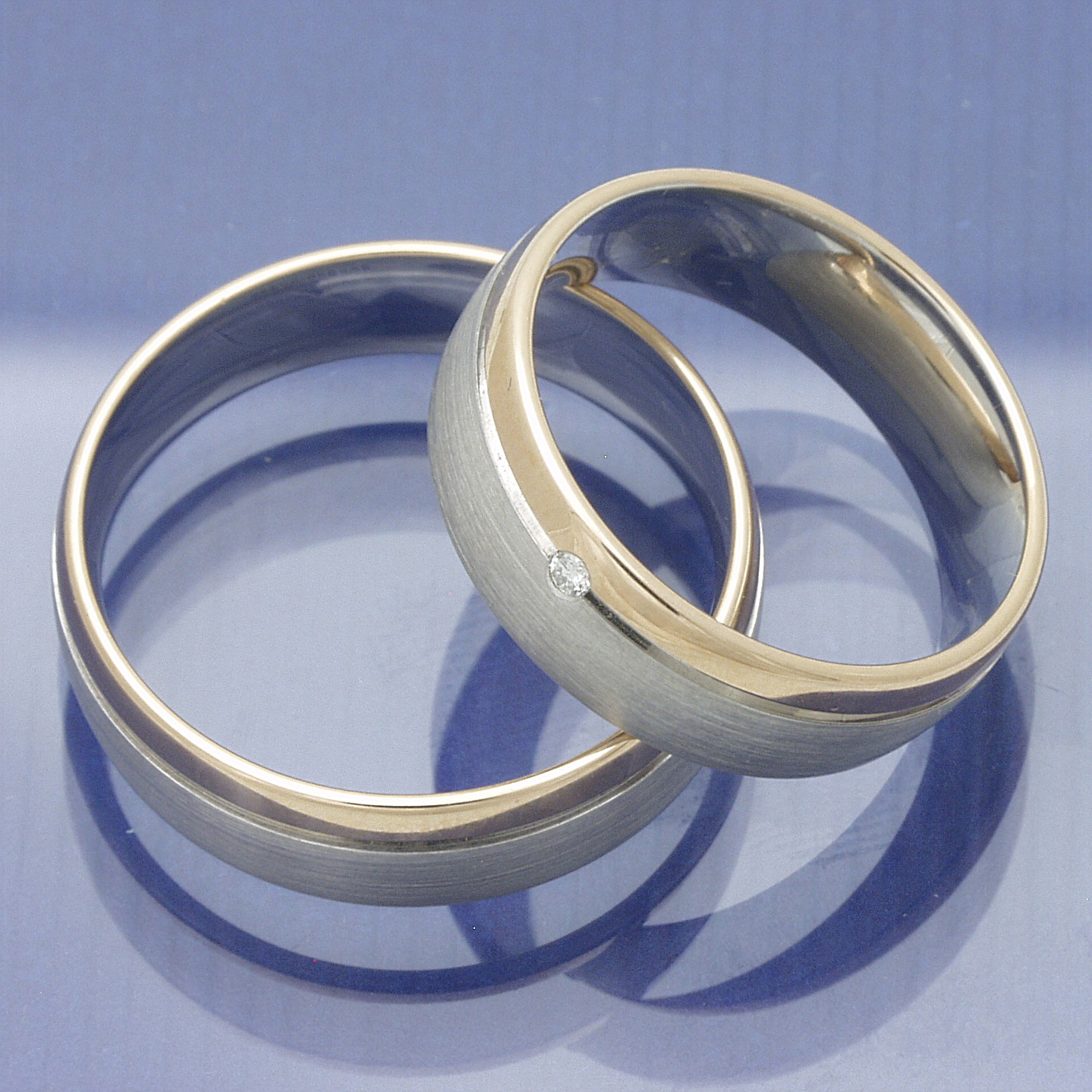 Eheringe Shop Trauringe Verlobungsringe Silber Rotgold Marlon